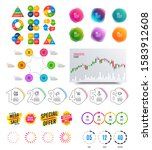 infographic elements. financial ...   Shutterstock .eps vector #1583912608
