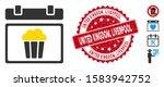 vector national popcorn day... | Shutterstock .eps vector #1583942752