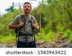 Outdoors Lifestyle Portrait Of...
