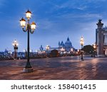 Italy Venice Sunrise View On S...
