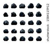 Coals. Coal Heap Or Pile ...