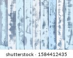 color of year  2020. light wood ...   Shutterstock . vector #1584412435