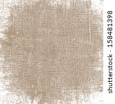 old canvas texture. eps10... | Shutterstock .eps vector #158481398