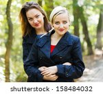 Beautiful Fraternal Twins In A...