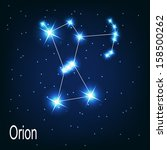 "the constellation ""orion"" star... 