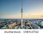 Stock photo berlin germany view 158513762