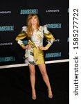 """Small photo of WESTWOOD, CALIFORNIA - DECEMBER 10: Connie Britton arrives at the Special Screening Of Liongate's """"Bombshell"""" at Regency Village Theatre on December 10, 2019 in Westwood, California"""
