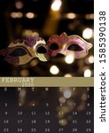 February 2020 Calendar With Two ...