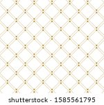 geometric abstract pattern... | Shutterstock .eps vector #1585561795