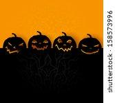 easy to edit vector... | Shutterstock .eps vector #158573996