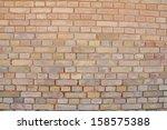 brick wall | Shutterstock . vector #158575388