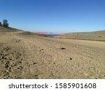 Folsom Lake In California...