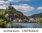 Cochem Mosel River Germany View