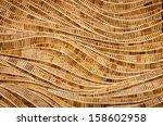 modern style pattern nature...   Shutterstock . vector #158602958