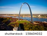Image Of The St. Louis Gateway...