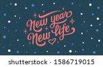 New Year New Life   Holiday...