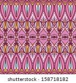 seamless east pattern | Shutterstock .eps vector #158718182