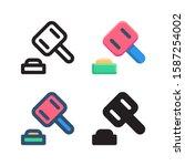 auction logo icon design in...