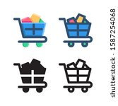purchases logo icon design in...