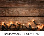 Christmas Rustic Background  ...