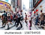 illumination and night life of...   Shutterstock . vector #158754935