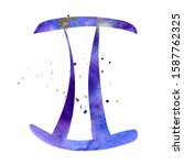 astrological sign of the zodiac ... | Shutterstock . vector #1587762325