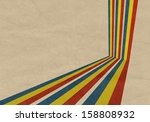 abstract vintage background... | Shutterstock . vector #158808932
