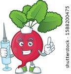 Picture Of Nurse Red Radish...