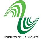 curve icon | Shutterstock .eps vector #158828195