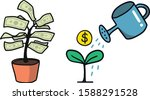 plant and grow money tree