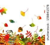 horizontal seamless background...   Shutterstock . vector #158841578