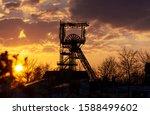 Shut Down Mine Alsbachschacht...