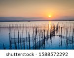 Sunset On The Lake The Lagoon...