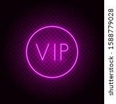 vip vector icon. element of... | Shutterstock .eps vector #1588779028