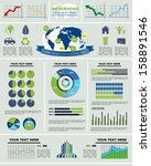vector infographic composition. | Shutterstock .eps vector #158891546