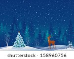 vector illustration of a... | Shutterstock .eps vector #158960756
