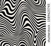 vector seamless pattern.... | Shutterstock .eps vector #1589625745