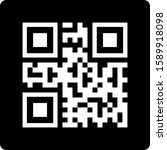 qr code icon. product link...