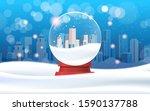 monern city buildings... | Shutterstock .eps vector #1590137788
