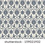 seamless oriental arabic royal...   Shutterstock . vector #159021932