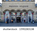 Preston  England   October 28 ...