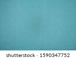 close up of teal blue colored... | Shutterstock . vector #1590347752