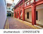 singapore   circa april  2019 ... | Shutterstock . vector #1590551878