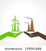 different illustration of eco...   Shutterstock .eps vector #159091688