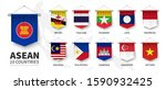 asean . association of... | Shutterstock .eps vector #1590932425
