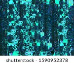 digital effects. vibrant... | Shutterstock . vector #1590952378