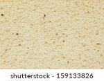 beige decorative plaster coat - stock photo