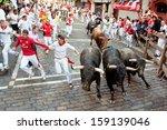 Pamplona  Spain  July 14 ...