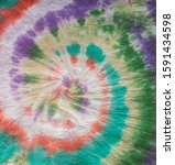 vivid banner. old swirl spiral. ... | Shutterstock . vector #1591434598