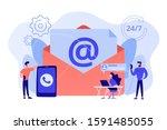 email marketing  internet...   Shutterstock .eps vector #1591485055